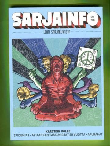 Sarjainfo 3/20