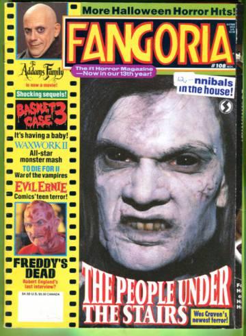 Fangoria #108 Nov 91