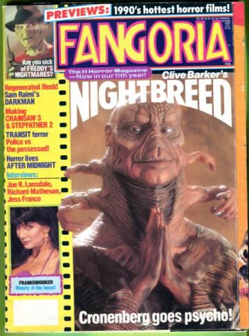 Fangoria #90 Feb 90