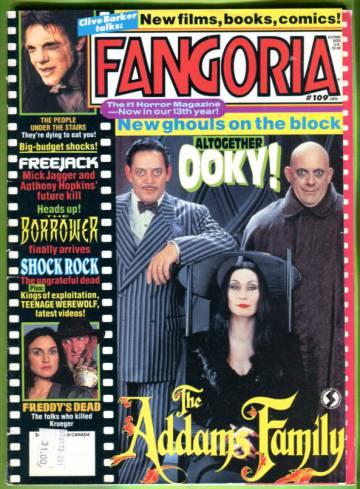 Fangoria #109 Jan 92