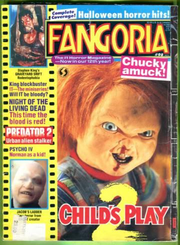 Fangoria #98 Nov 90