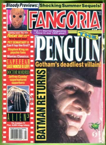 Fangoria #114 Jul 92