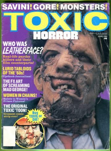 Toxic Horror #4 Jun 90