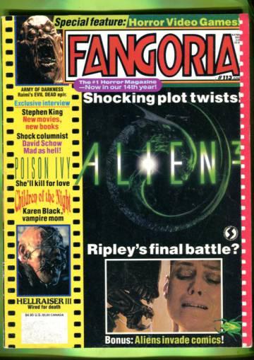 Fangoria #113 Jun 92
