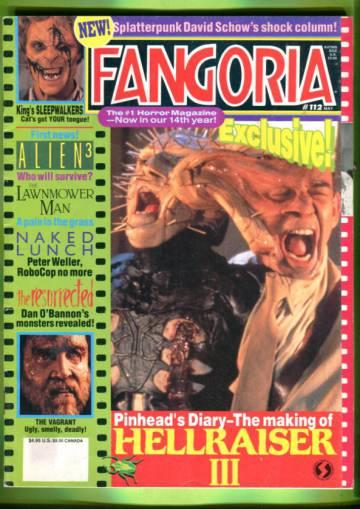 Fangoria #112 May 92