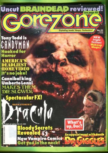Gorezone #25 Special 92