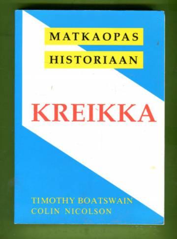 Matkaopas historiaan - Kreikka