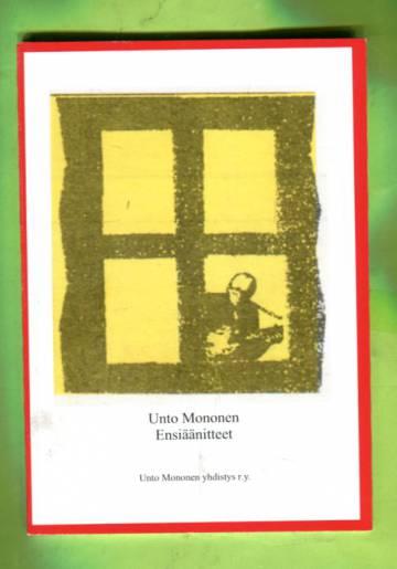 Ensiääniluettelo - Diskografia ja artikkelikokoelma