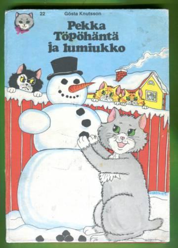 Pekka Töpöhäntä ja lumiukko