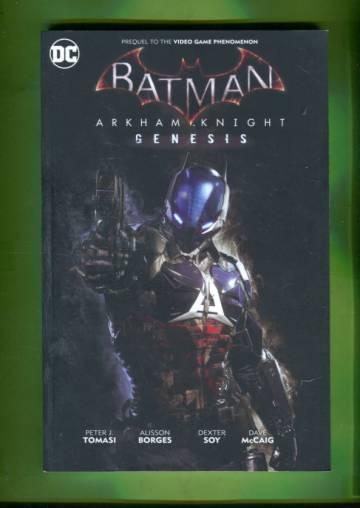 Batman: Arkham Knight Genesis