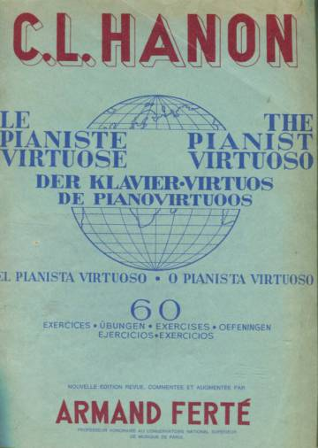Le pianiste virtuose / Der Klaviervirtuose / The Pianist Virtuoso