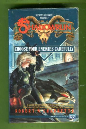 Shadowrun: Secrets of Power 2 - Choose Your Enemies Carefully