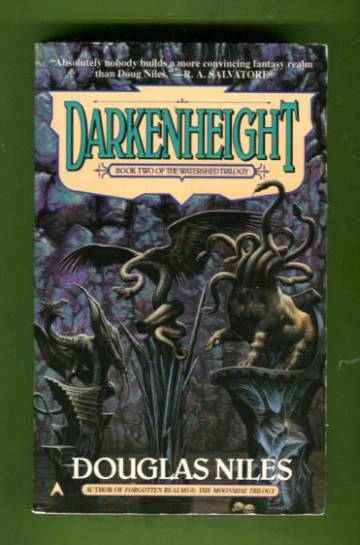 Darkenheight - Book 2 of the Watershed Trilogy