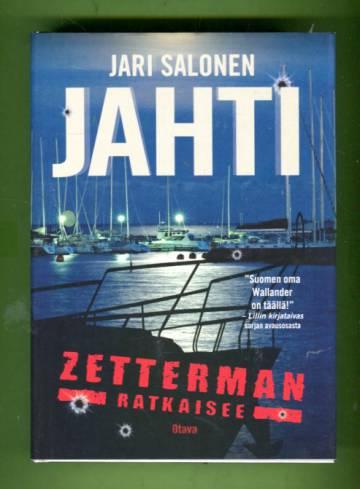 Jahti - Zetterman ratkaisee