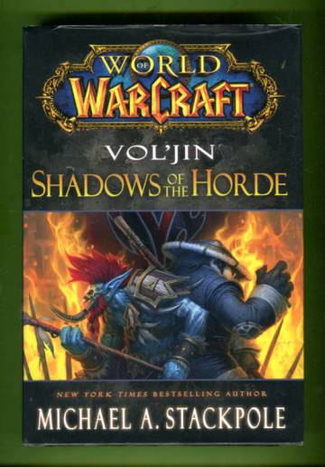 World of Warcraft: Vol'jin - Shadows of the Horde
