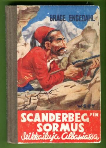 Skanderbegin sormus - Seikkailu Albaniassa