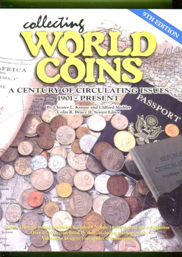 Collecting World Coins - A Century of Circulating Issues: 1901-Present