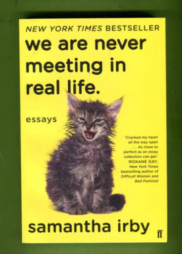 We Are Never Meeting in Real Life - Essays
