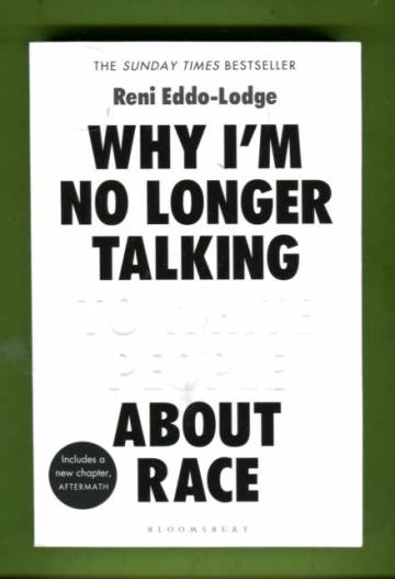 Why I'm No Longer Talking White People About Race