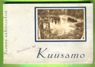 Suomen nähtävyyksiä - Kuusamo