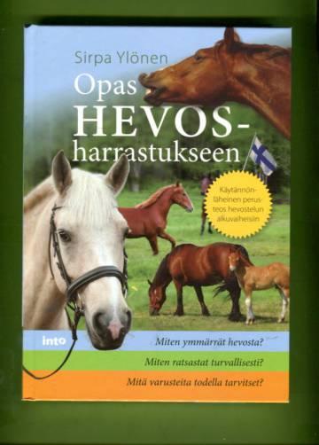 Opas hevosharrastukseen