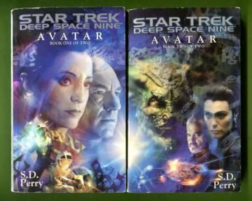Star Trek - Deep Space Nine: Avatar 1-2