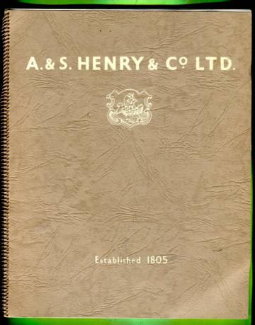 The Henry Group of Companies - A. & S. Henry & Co. Limited