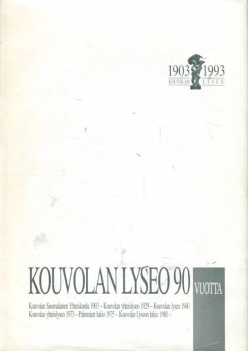 Kouvolan lyseo 1903-1993