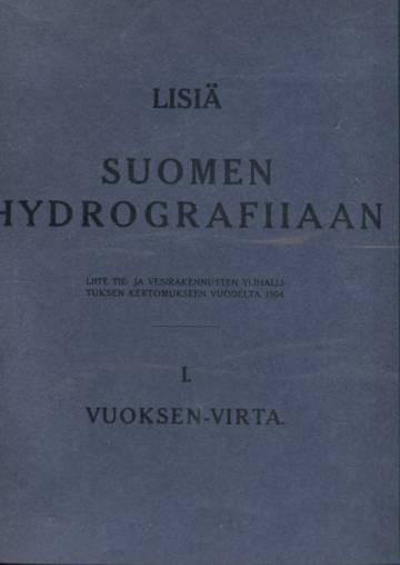 Lisiä Suomen hydrografiiaan 1 - Vuoksen-virta