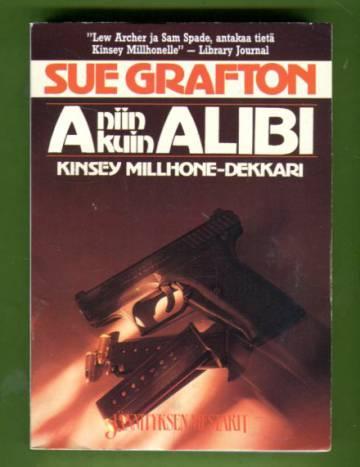 A niin kuin alibi