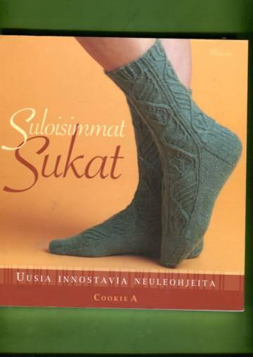 Suloisimmat sukat - Uusia innostavia neuleohjeita