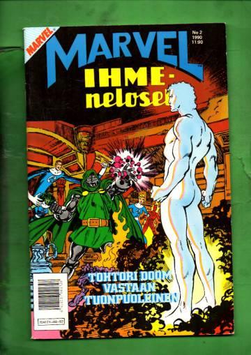 Marvel 2/90 - Ihmeneloset
