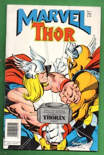 Marvel 1/90 - Thor