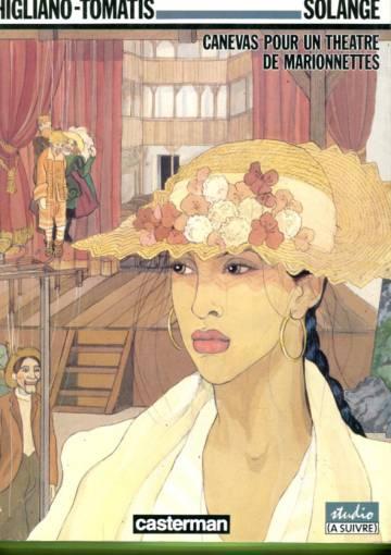 Solange 3 - Canevas pour un theatre de marionnettes