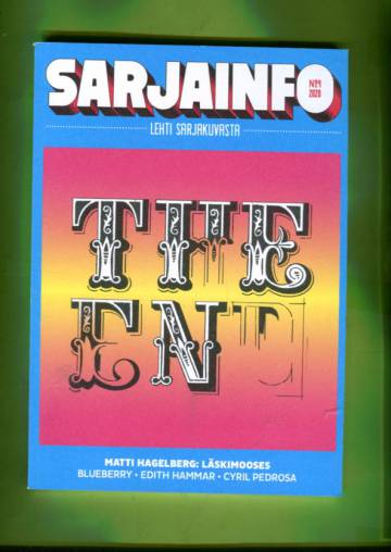 Sarjainfo 4/20