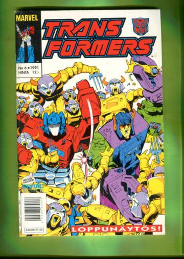 Transformers 6/91