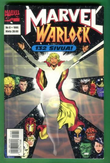 Marvel 8/95 - Warlock