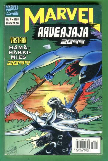 Marvel 7/95 - Aaveajaja 2099