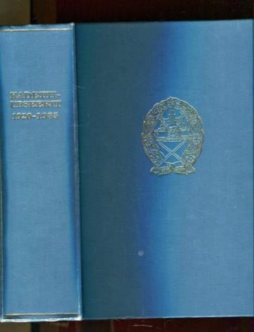Kadettiupseerit - 1920-1985