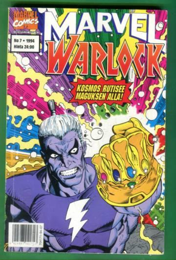 Marvel 7/94 - Warlock