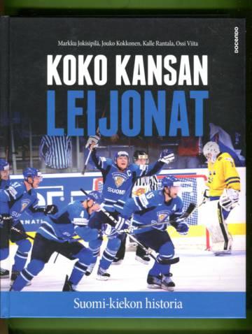 Koko kansan leijonat - Suomi-kiekon historia