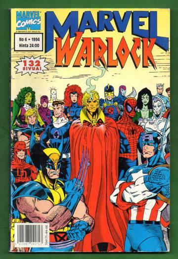 Marvel 6/94 - Warlock