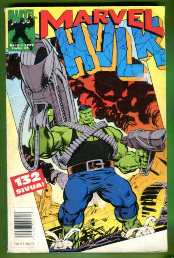Marvel 10/93 - Hulk