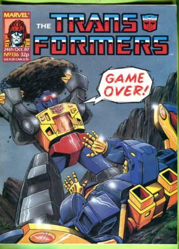 Transformers #136 Oct 87