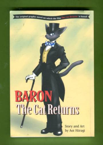 Baron - The Cat Returns