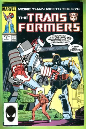 The Transformers Vol 1 #7 Aug 85