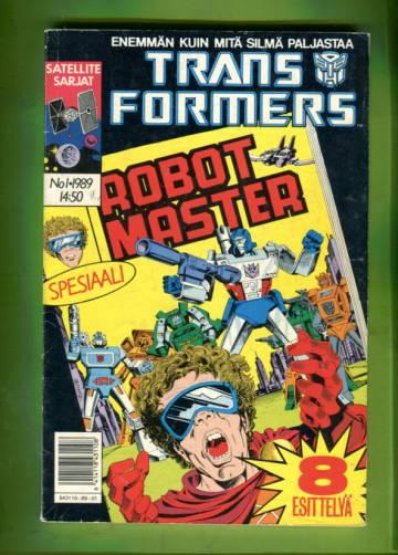 Transformers -spesiaali 1/89