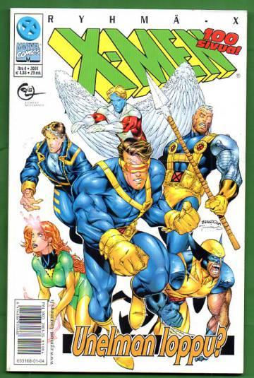 Ryhmä-X 4/01 (X-Men)