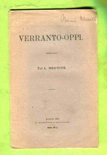Verranto-oppi