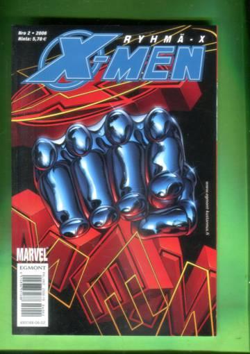 X-Men 2/06 (Ryhmä-X)
